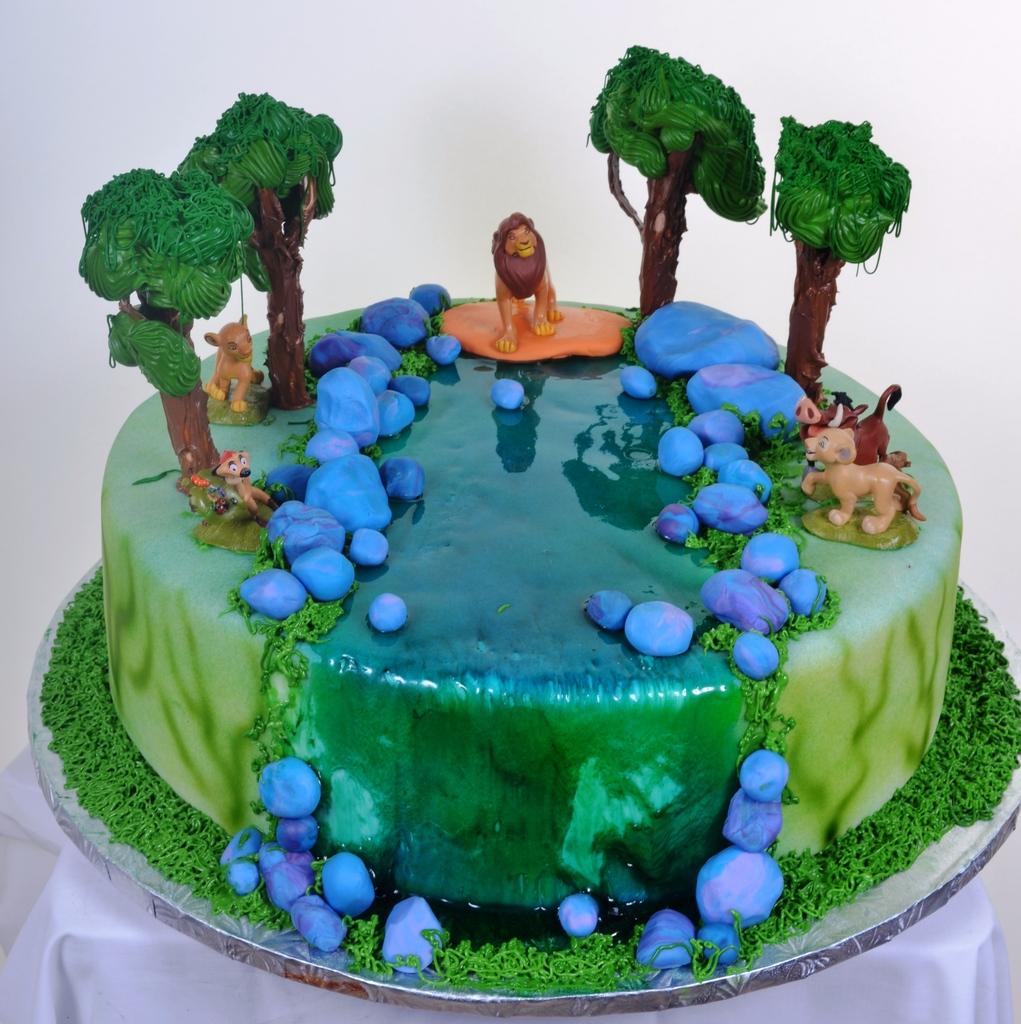 Las Vegas Wedding Cakes Las Vegas Cakes Birthday Wedding - Lion King Wedding Cake
