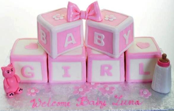 Letter Blocks For Baby Shower Gandafullringco