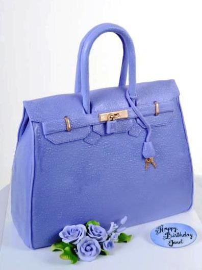 Pastry Palace Las Vegas Cake #1146 - Hermes Blue