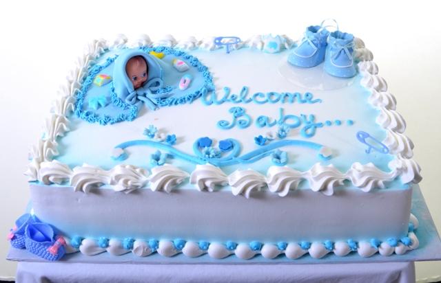 Costco Baby Boy Shower Cakes