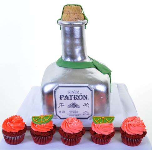 Las Vegas Wedding Cakes Las Vegas Cakes Birthday Wedding - Patron birthday cake