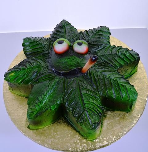 1497 Reefer Madness Wedding Cakes Fresh Bakery