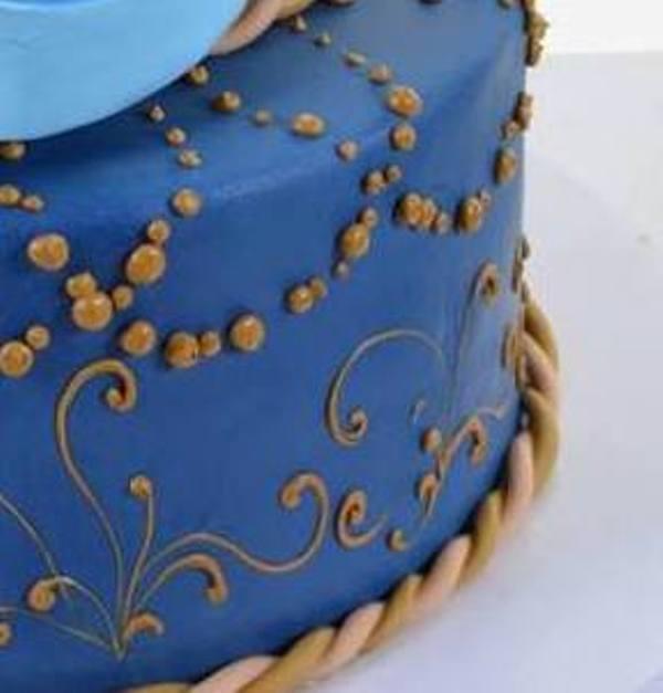 1510-Masquerade in Blue