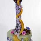 Pastry Palace Las Vegas - Kids Cake #1569 - Rapunzel, Rapunzel!