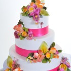 Pastry Palace Las Vegas Cake #922 - Spring Bouquets