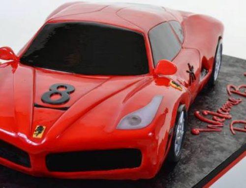 1722 – Red Ferrari