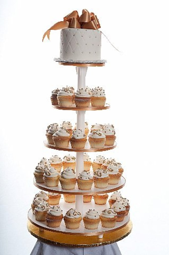 Personalize Your Wedding with Custom Cupcakes