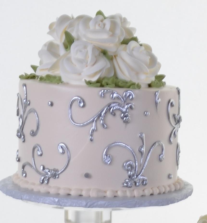 Pastry Palace Las Vegas - Cake 582 - Traditional