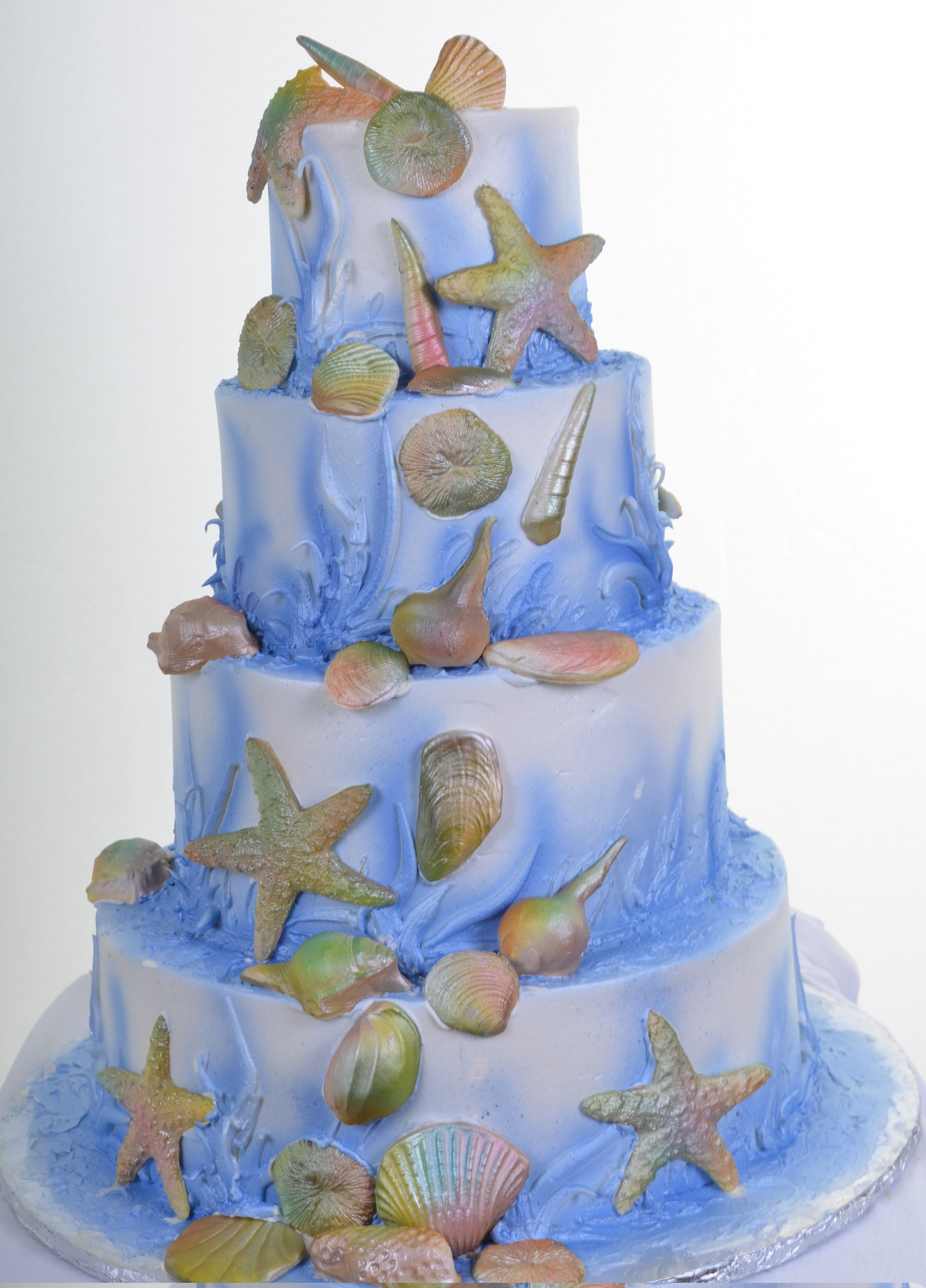 Pastry Palace Las Vegas - Wedding Cake 805 - From the Depths
