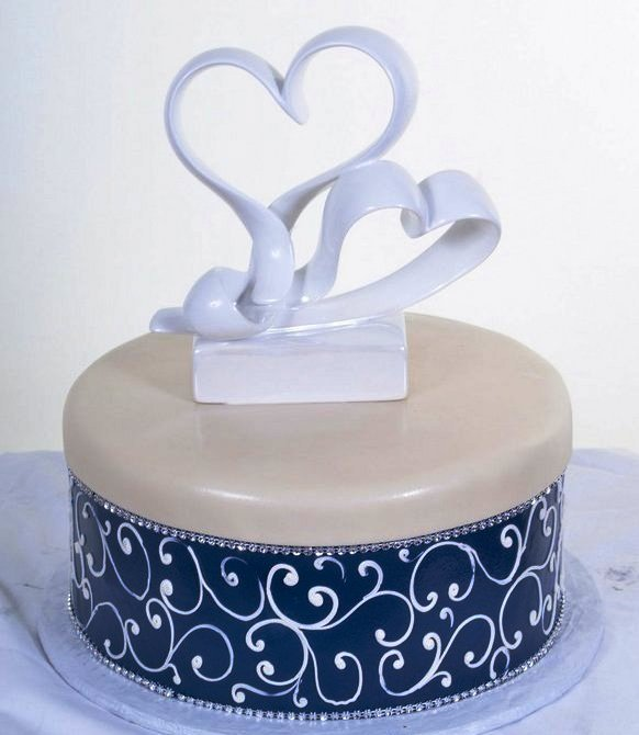 Pastry Palace Las Vegas - Cake 807 - Solo
