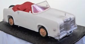 Rolls Royce, Cake #823