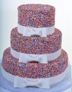Pastry Palace Wedding Cake #901