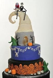 Pastry Palace Wedding Cake #910