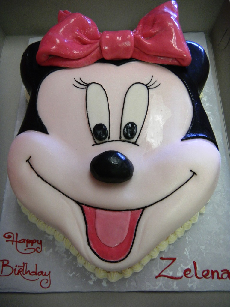 Mickey Mouse Amp Friends Wedding Cakes Fresh Bakery