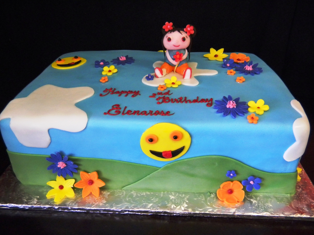 Cartoon Character Cakes For Kids