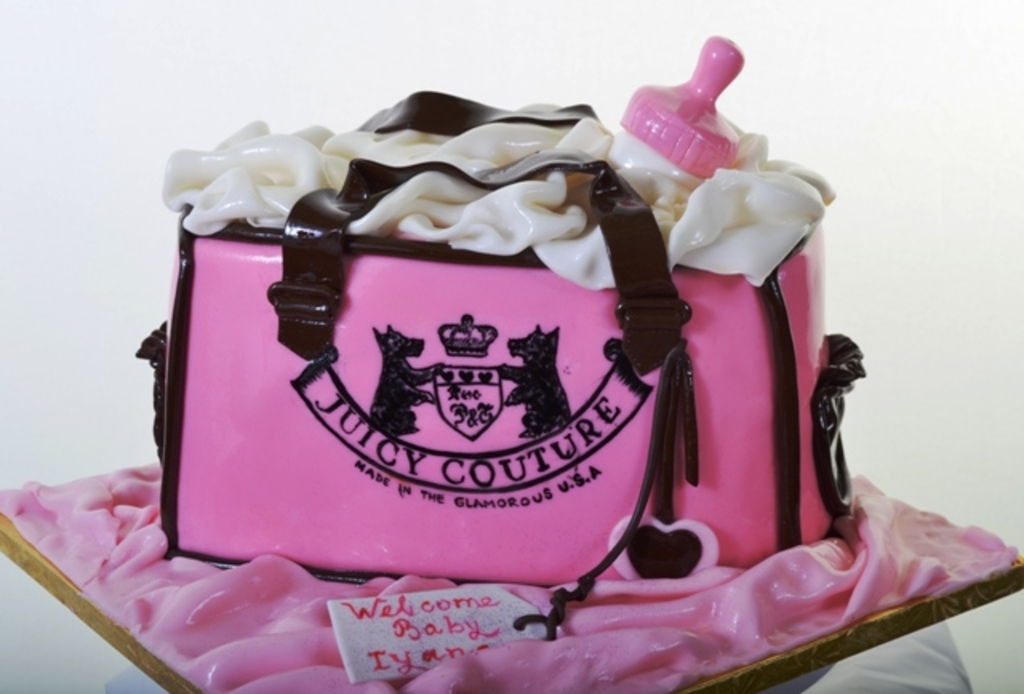 Pastry Palace Las Vegas - #953 - Juicy Couture - #953