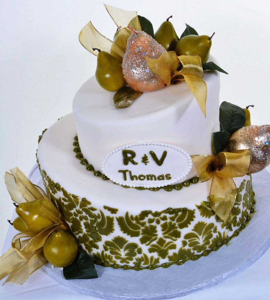 Pastry Palace Las Vegas - Cake #597 -