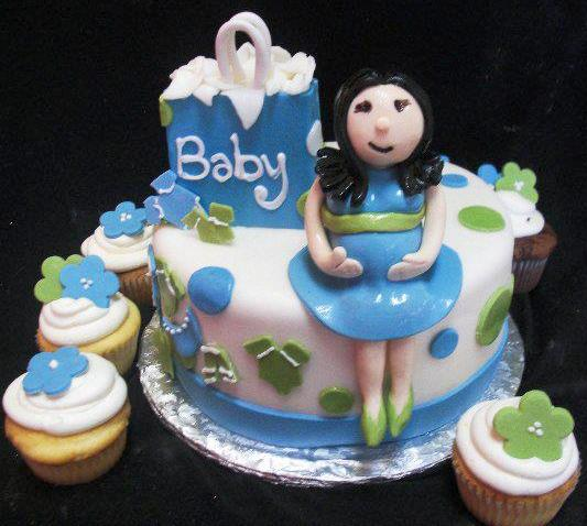 Pastry Palace Las Vegas - 1017-It Will Be A Baby Boy