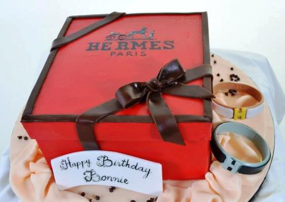 Pastry Palace Las Vegas - 1035-Gift of Hermes