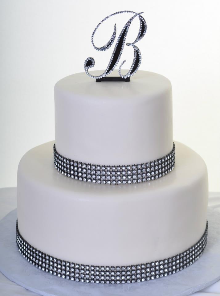A Fine Affair - Wedding Cake #1049