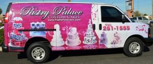 Pastry Palace Las Vegas Van