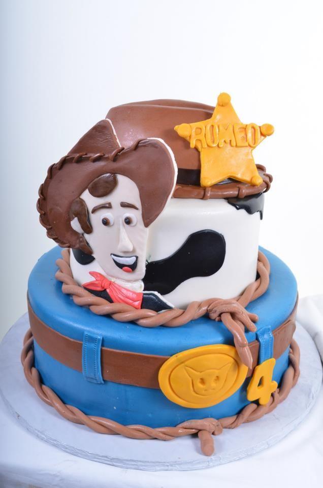Toy Story Cake 1133