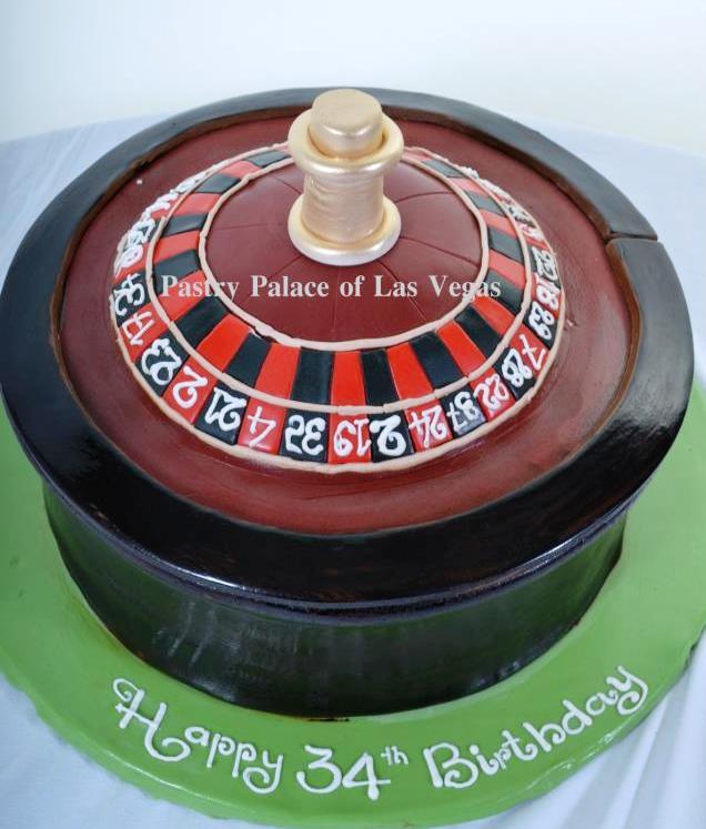 1206 - Roulette Wheel