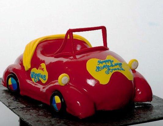 Cars Cake 296