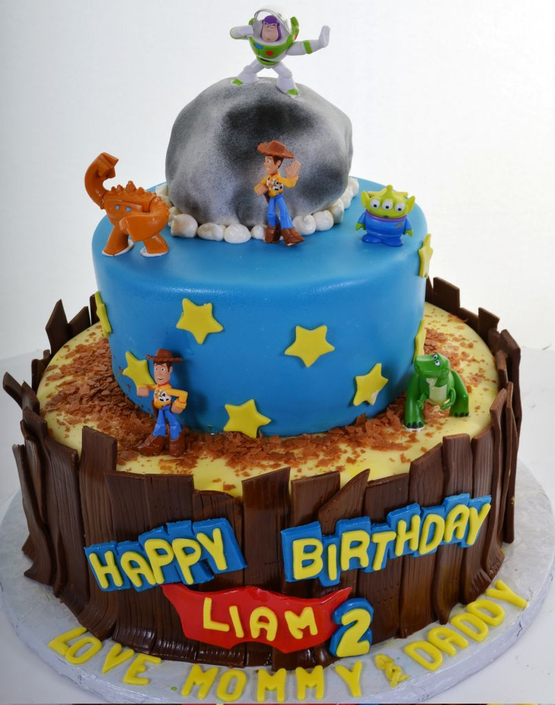 Toy Story Cake 850