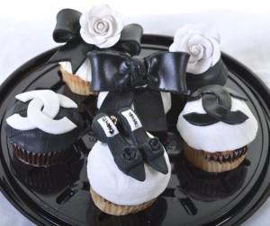 Pastry Palace Las Vegas Cupcakes #1287 - Everywhere Chanel
