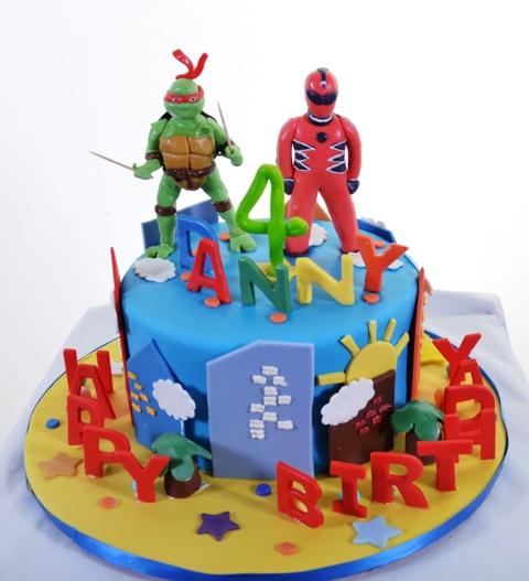 1389 - Ninja Turtle