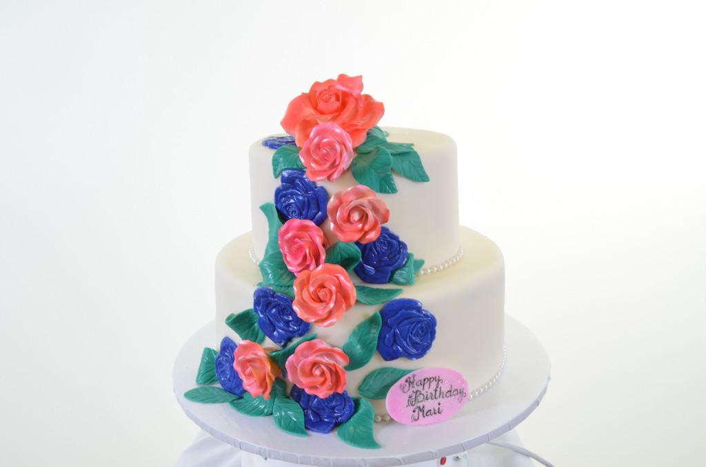 1411-Bouquet  of Colors