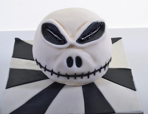 Jack Skellington - Cake #1492