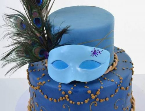 1510-Masquerade In Blue