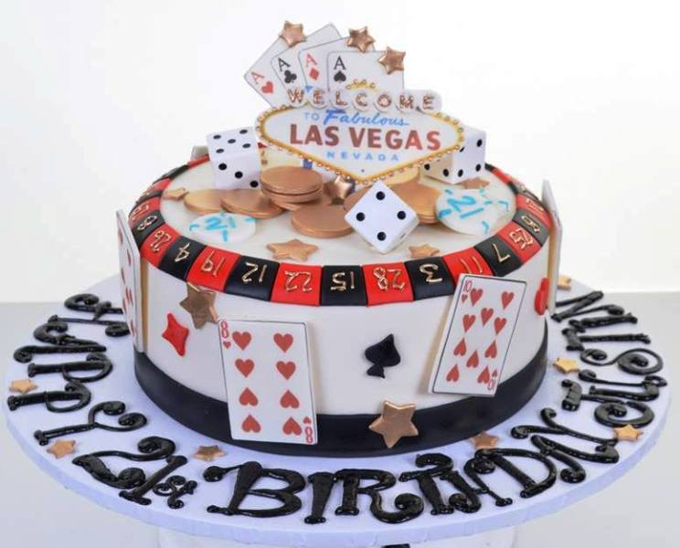 Best Wedding Cakes In Vegas