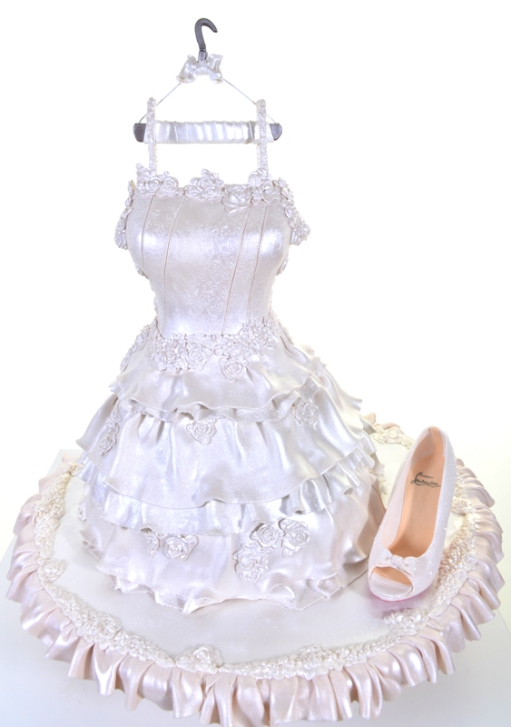 1550 Wedding Dress Wedding Cakes Fresh Bakery Pastry