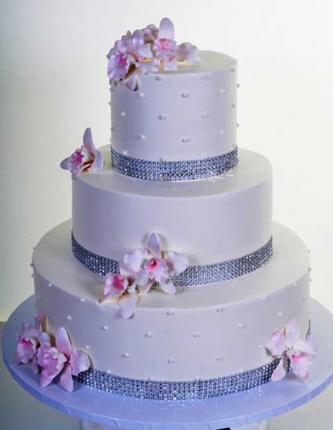 Pastry Palace Las Vegas Cake #1568 - THIS Is A Wedding Cake