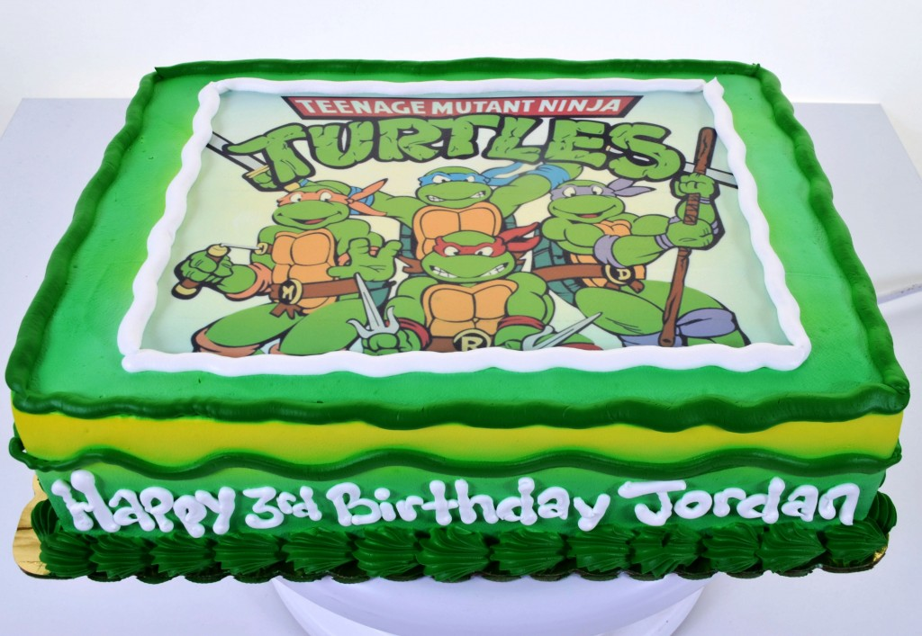 1650 - We're the TMNT!