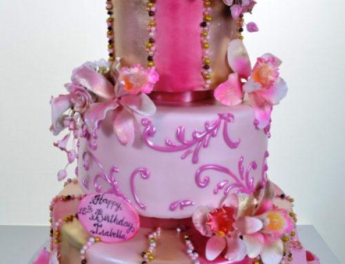 1763 – Quinceañera in Pink