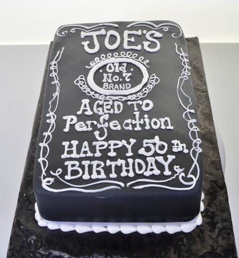 1843 Jack Daniels Old No 7 Wedding Cakes Fresh Bakery
