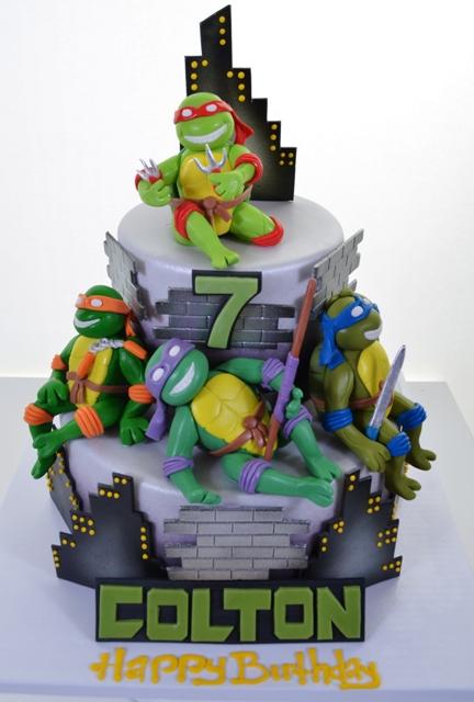 1845 - Teenage Mutant Ninja Turtles