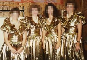 Not-So-Great Bridesmaid Dresses