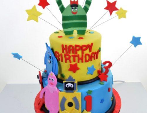 "#1977 – Birthday with the ""YoGabbaGabba!"" gang"