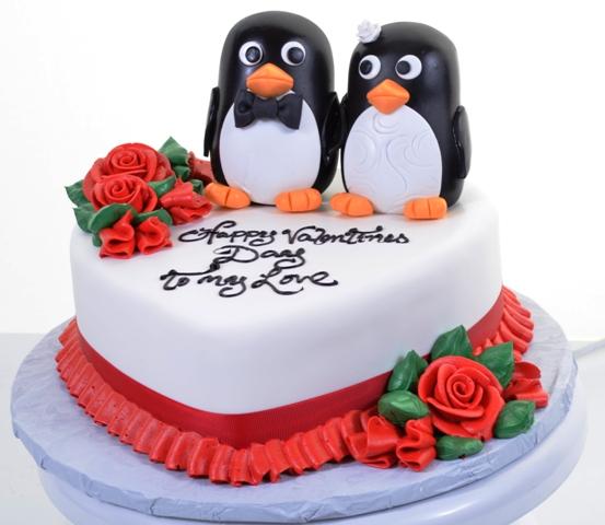 #1978 – Penguin Valentines