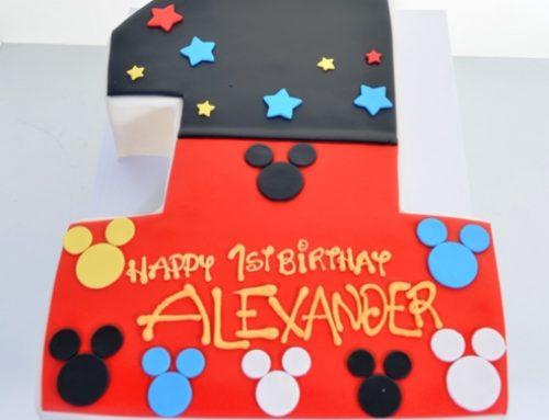 #1982 – Happy Birthday, from Mickey