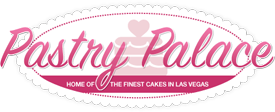 Wedding Cakes | Fresh Bakery | Pastry Palace Las Vegas Logo